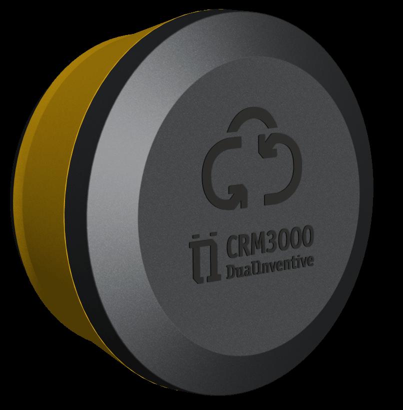 CRM 3000 - NB-IoT sensor - temperatuur spoorstaaf en scheefstand