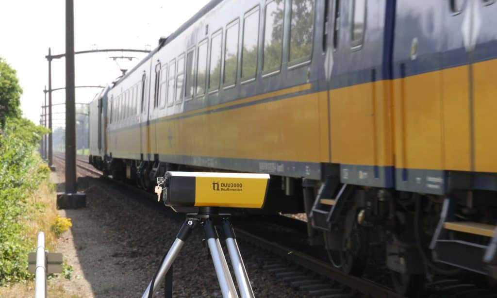 Automatic Track Warning System - Veilig werken - Ultrasone detectie - DUU 3000