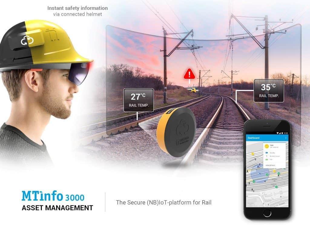 IoT sensors Innotrans