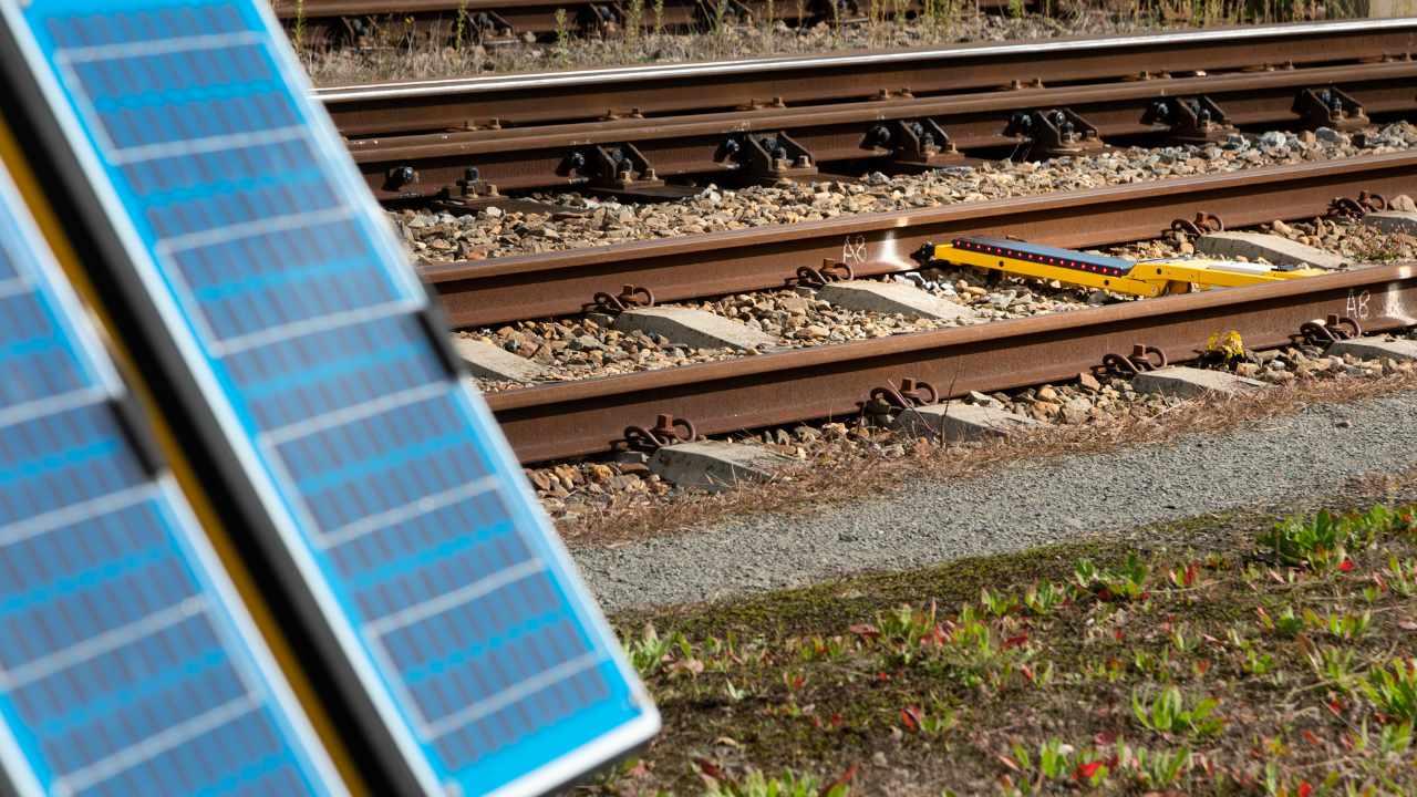RCS 3000 solar panel