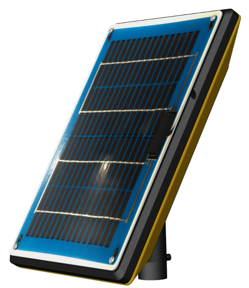 Solar panel GRB 3000 for railways and ZKL 3000 RC
