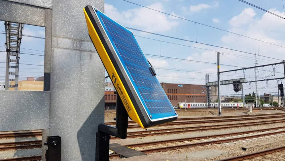 GRB 3000 solar panel