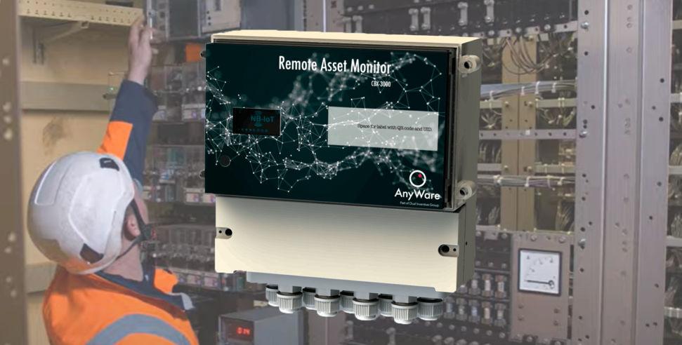 Surveillance en temps réel de l'état d'une boîte de relais à distance
